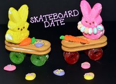 Hugs & CookiesXOXO: LOVE AT FIRST PEEP....ON A SKATEBOARDING DATE!
