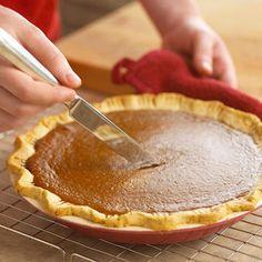 How to Make Pumpkin Pie from a Pumpkin