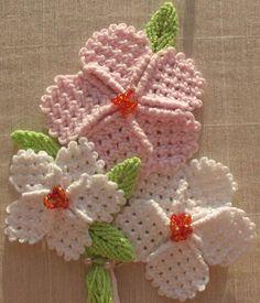 Macrame flower