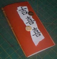 Chopstick Notebook tutorial by Rhonda Miller