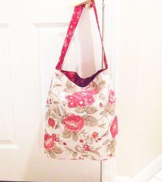 Shopping Bag PDF Sewing Pattern - Just 1 Yard