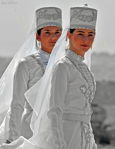 Circassian ladies in