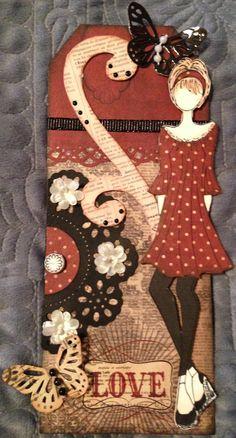 ♥ doll stamp, juli nut, prima dolls, colors, art, card, legs, daughters, beauti daughter