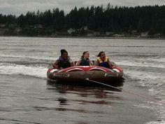 water fun with jessa and mari <3