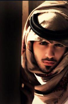 Omar Borkan Al Gala - I love the eyes!