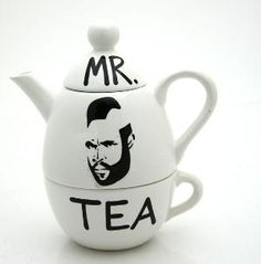 I pity the fool who doesn't have this amazing T-pot...
