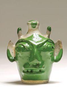Burlon Craig, North Carolina folk pottery