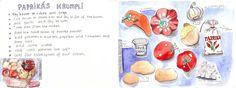 Paprikás Krumpli<span class='title_artist'> by Dorine van der Vloodt</span>