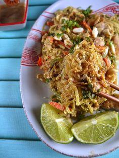 The preppy paleo: Paleo Asian Chicken & Kelp Noodles