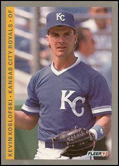 Kevin Koslofski, former major league player, attended Maroa-Forsyth Middle School.