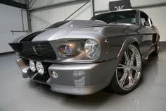 Mustang Shelby GT500 - ELEANOR