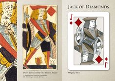 The Jack of Diamonds  - Le Valet de Carreau