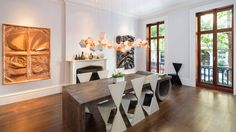 Take a look inside Sarah Jessica Parker's New York apartment that just hit the market: