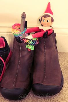 Elf on the Shelf: Where Is Tootsie Today? {12/21/13}