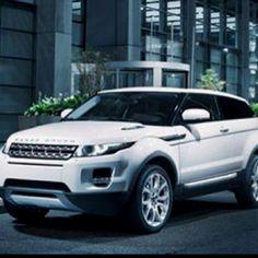 2012 Range Rover Evoque.. <3 LOVE IT. Ohmygosh..