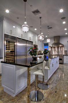 luxuri kitchen, luxury kitchens, hot kitchen