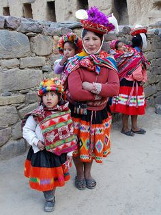 In Ollantaytambo, Peru