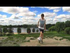 Around the city freestyle football
