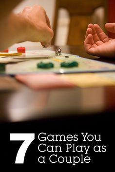 Fun games you can play as a couple