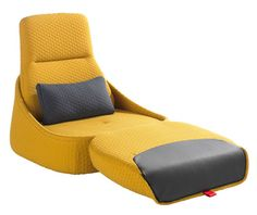 Foldout chair! Hosu by Patricia Urquiola for Coalesse