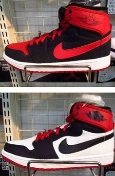 Air Jordan 1 AJKO 'Bulls' Sneakers Releasing This Summer 2012