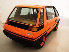 1976 Fiat 126 City Car by Michelotti