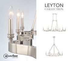 Leyton chandelier of