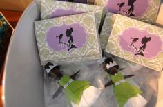 Princess and the Frog theme party  princess party favor