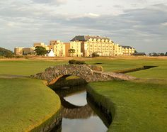 St. Andrews Golf Course in Scotland.... where it all started