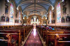 Wonder if i can have my catholic wedding here....