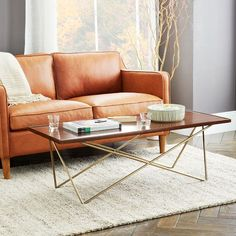 the Waldorf Coffee Table. west elm