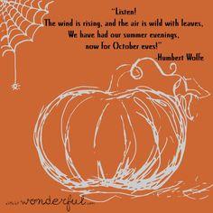 Happy October | Happy October!