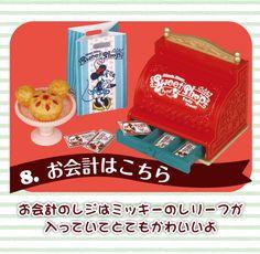Re-Ment Miniatures - Disney Sweet Shop #8