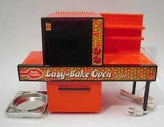 Easy Bake Oven...bake a cake with a light bulb.