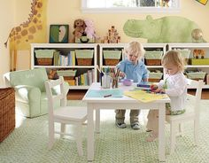 Pottery Barn Kids My First Playroom