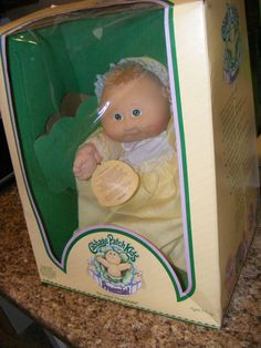 preemie cabbage patch doll