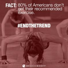 Are you going to #EndTheTrend?! Doing my part.  New Year New Me.