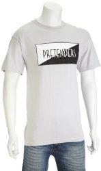 Pretenders logo silver T-shirt