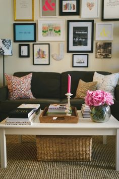Apartment Decorating Ideas on Pinterest