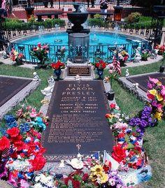 Graceland.  Memphis, TN