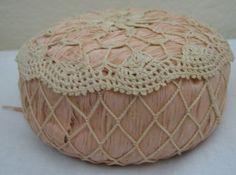 Antique Pin Cushion