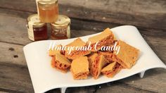 How to Make Honeycomb Candy