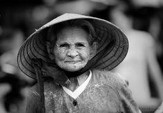 Old Woman, Ho Chi Minh City