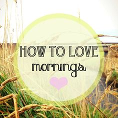 Turn yourself into a morning person, and you'll be less stressed in the early a.m.!
