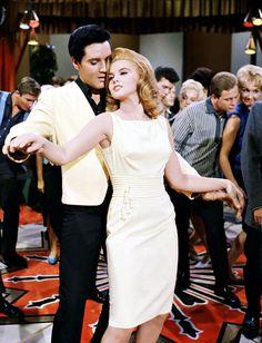 Elvis Presley and Ann-Margret in 'Viva Las Vegas,' 1964