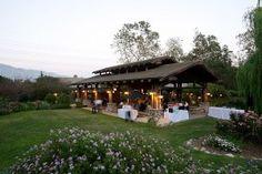Awesome Pasadena wedding locations and La Canada Flintridge wedding locations. (Pictured: Descanso Gardens Rose Garden).
