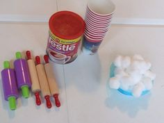 Hot Cocoa Playdough