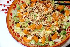 Deep South Dish: Everything Salad