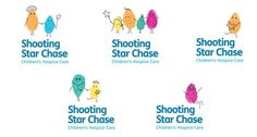 Fitch has rebranded children's hospice care charity Shooting Star Chase, creating a family of  'Friendlies' characters from fingerprint graphics.