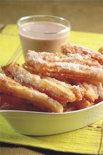 Churros para Celíacos - Blog de Recetas Para Celiacos